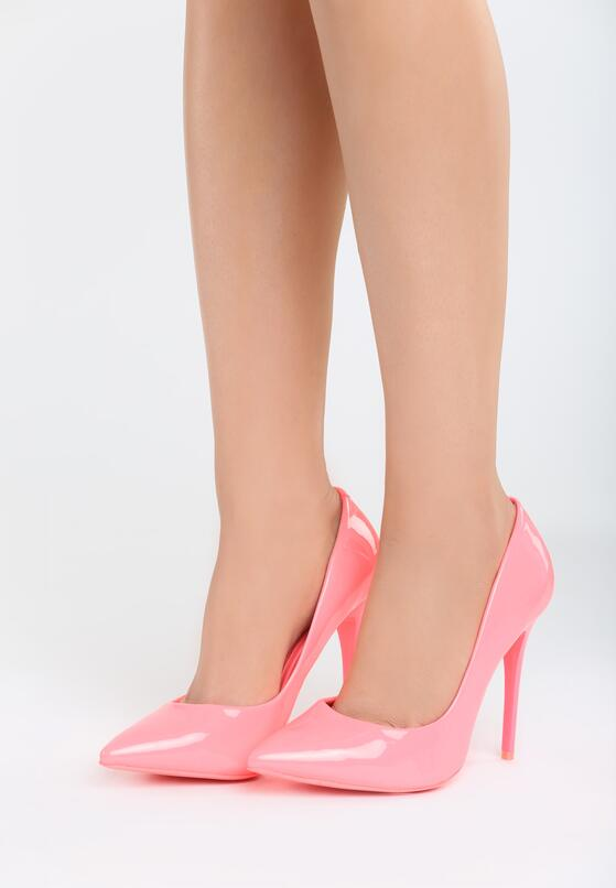 Różowe Szpilki Maroon