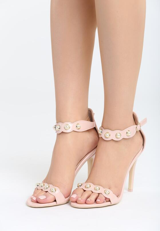 Różowe Sandały Gratitude
