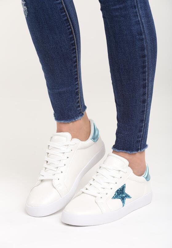 Niebieskie Buty Sportowe Huge Star