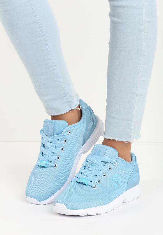 Niebieskie Buty Sportowe Kagill