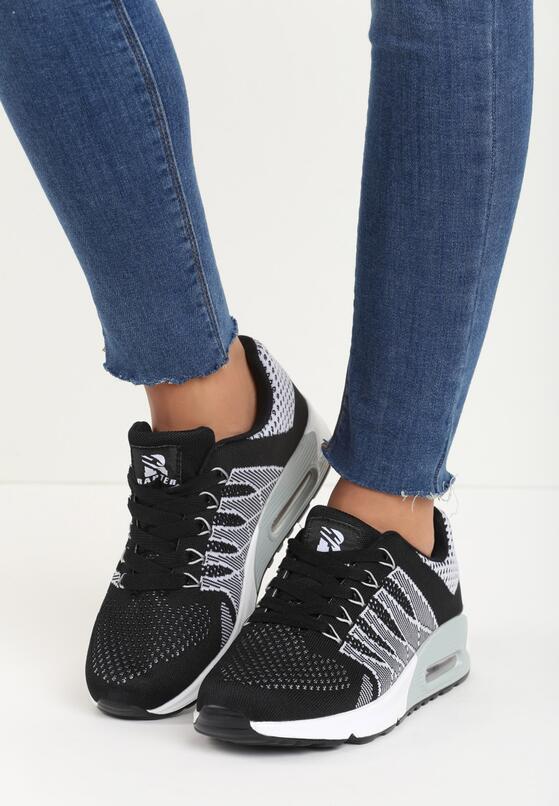 Czarne Buty Sportowe Watty