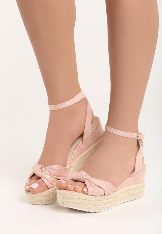 Różowe Sandały Madness