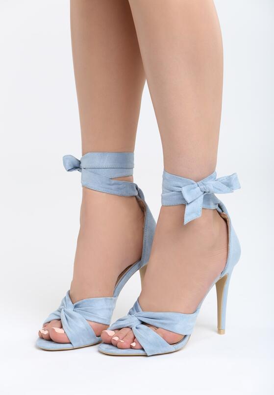Niebieskie Sandały Why Not