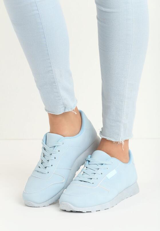 Niebieskie Buty Sportowe Rising Day