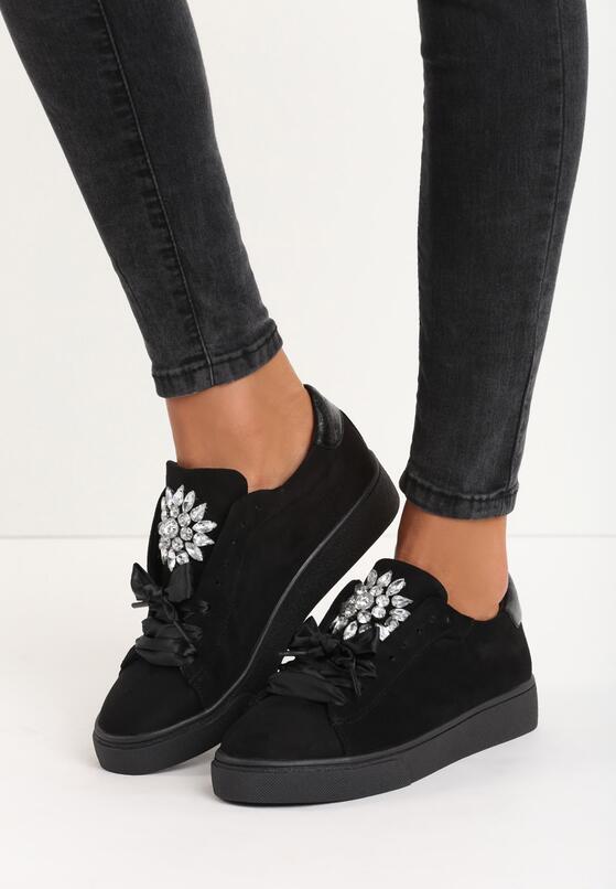 Czarne Buty Sportowe Noble