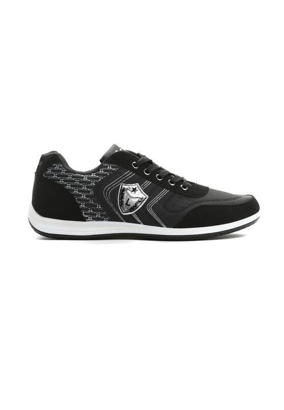 Czarne Buty Sportowe Legion