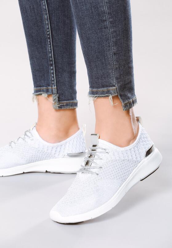 Białe Buty Sportowe Stole Away