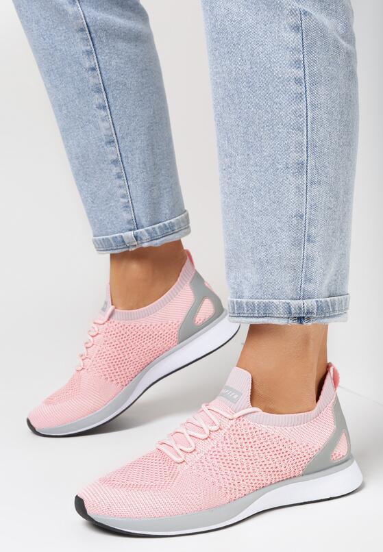 Różowe Buty Sportowe Lush Life