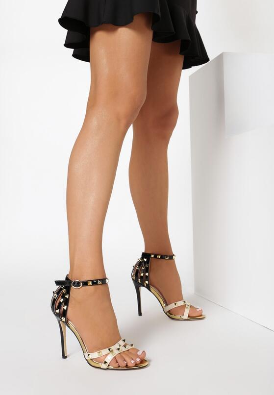 Beżowe Sandały Thoughtful