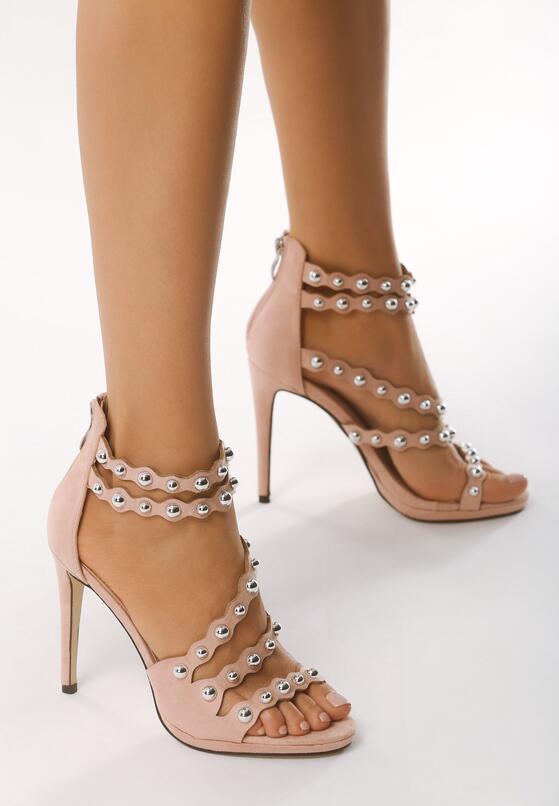 Różowe Sandały I Gotta Go