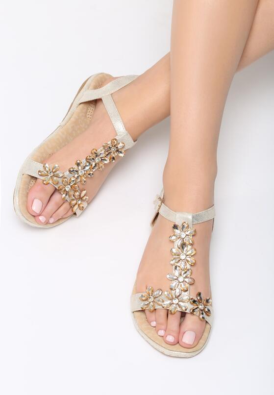 Złote Sandały Scarlet Star