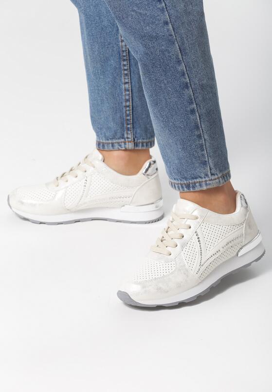 Białe Buty Sportowe Ever Think