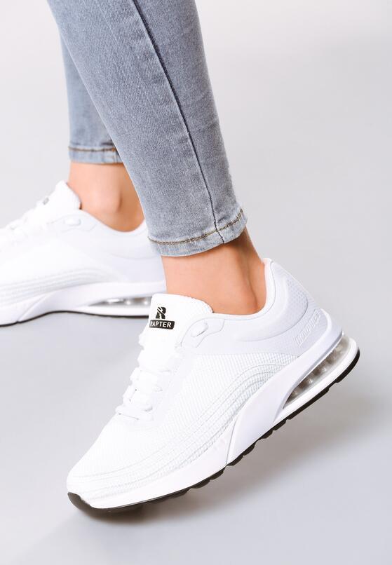 Białe Buty Sportowe Soft Day