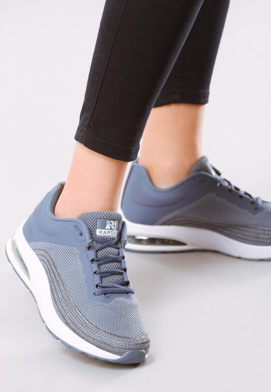 Niebieskie Buty Sportowe Soft Day
