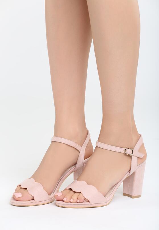Różowe Sandały Greatest Heights