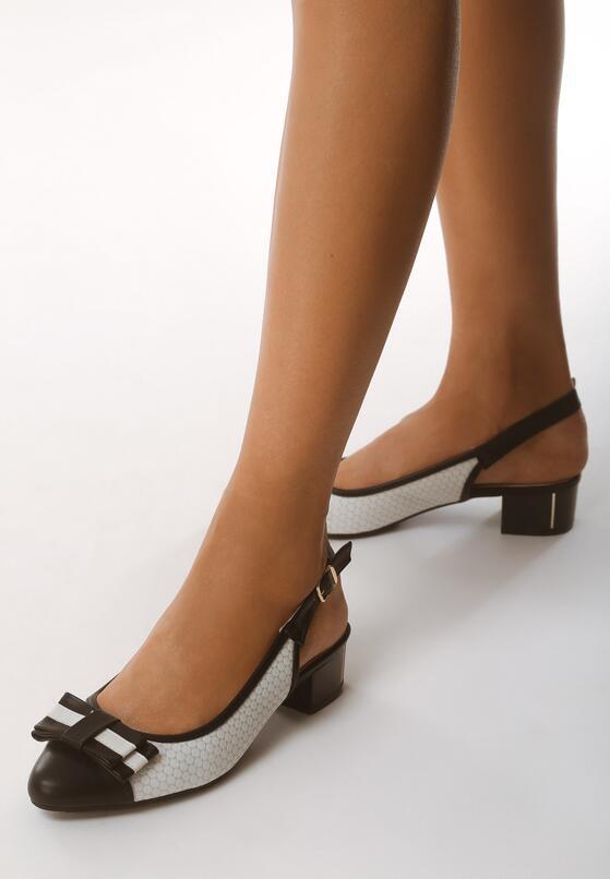 Czarne Sandały Blue Magic