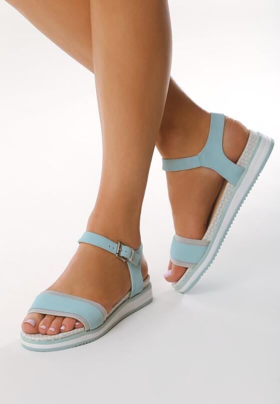 Niebieskie Sandały Halcyon Days