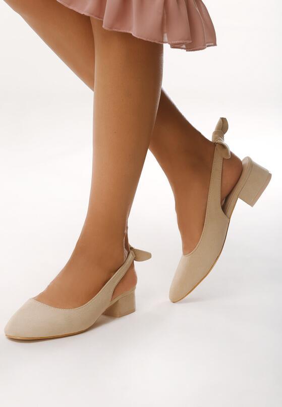 Beżowe Sandały Way Of Love