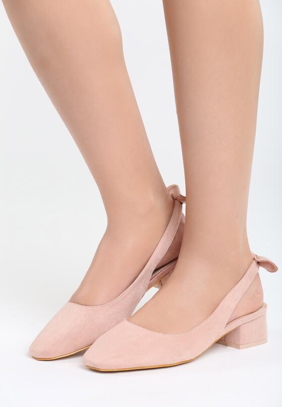 Różowe Sandały Way Of Love