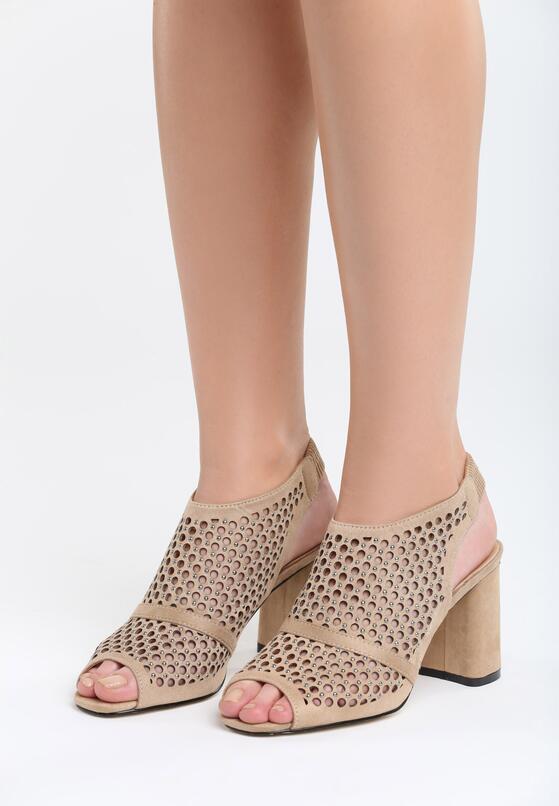 Beżowe Sandały My Only Love