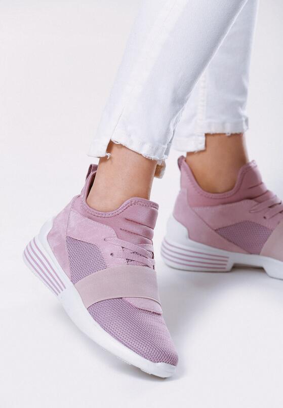 Różowe Buty Sportowe Meteor Blade