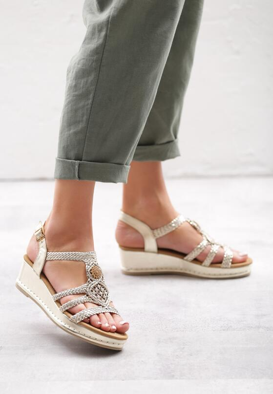 Złote Sandały Robust Design