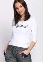 Biała Bluzka Be Original