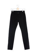 Czarne Spodnie Improvize