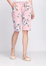Różowe Szorty Swallow