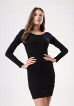 Czarna Sukienka Stem