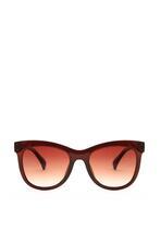 Brązowe Okulary Exposes