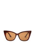 Brązowe Okulary Meant