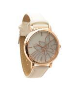 Biały Zegarek Howled