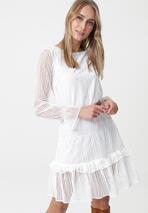 Biała Sukienka Summer Sky