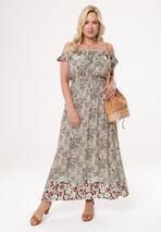 Łososiowa Sukienka Rebirth