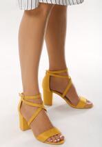 Żółte Sandały Subplot