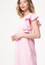Różowa Sukienka Dissipating
