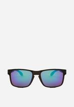 Czarno-Niebieskie Okulary Designing