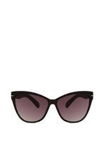 Czarne Okulary Avantgarde