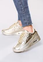 Złote Buty Sportowe Tempestuous