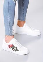 Białe Buty Sportowe Rosy Cheeks