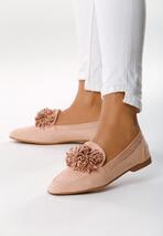 Różowe Mokasyny Gumshoeing