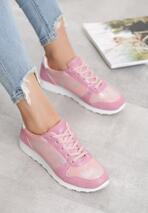 Różowe Buty Sportowe Now Sports!
