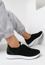 Czarne Buty Sportowe Lush Life