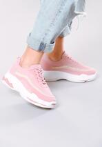 Różowe Sneakersy My Manifesto