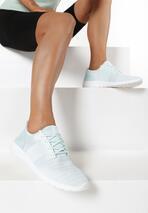 Miętowe Buty Sportowe Athletically