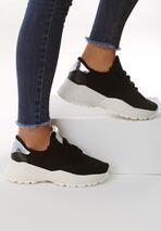 Czarne Sneakersy Caseharden