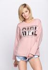 Różowa Bluza Chronicle