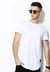 Biała Koszulka Efficiency