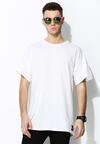 Biała Koszulka Stay Woke